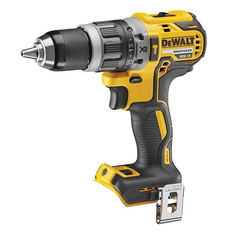 Perceuse visseuse à percussion DEWALT DCD796N 18V XR Brushless (Machine nue)