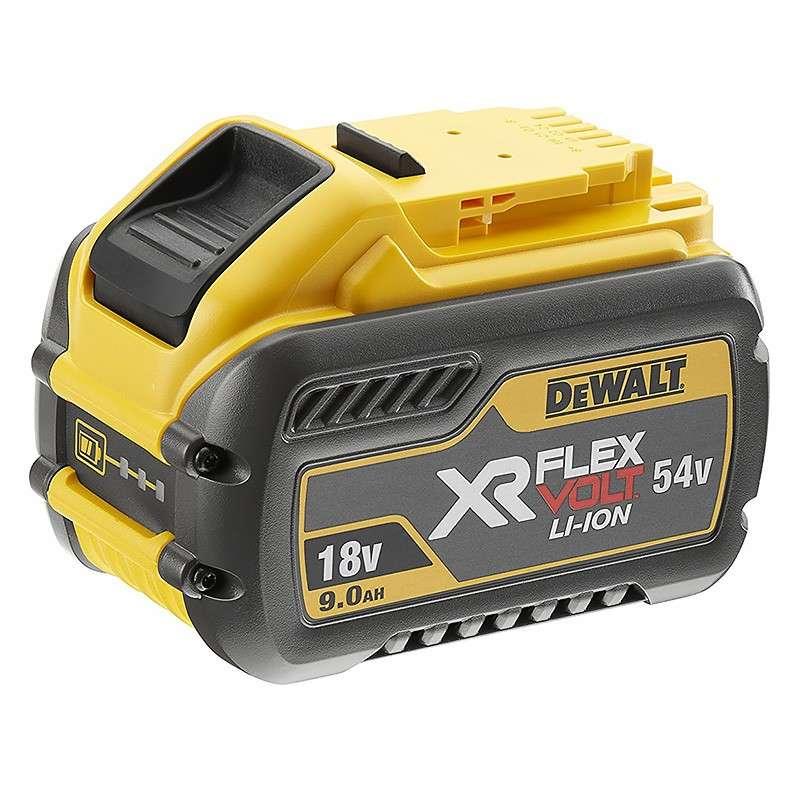 Batterie XR FLEXVOLT 9.0Ah 54 V DEWALT DCB547
