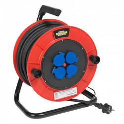 Enrouleur Électrique Professionnel CEBA TRB4 3G 2.5mm²