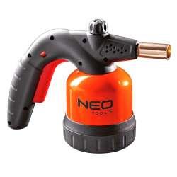 Chalumeau à gaz + cartouche de 190 G NEO TOOLS 20-020
