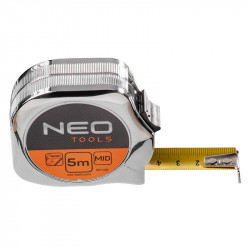 MÈTRE À RUBAN NYLON 5 M X 19 MM NEO TOOLS 67-145