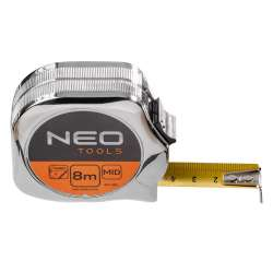 MÈTRE À RUBAN NYLON 8 M X 25 MM NEO TOOLS 67-148