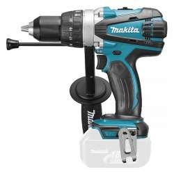 Perceuse visseuse à percussion Makita BHP458z Ø 13 mm 18 V LXT
