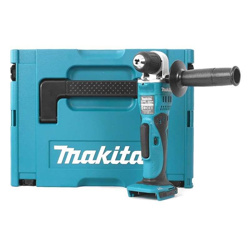 Perceuse angulaire MAKITA DDA351ZJ à batteries LXT 18V (Machine seule)