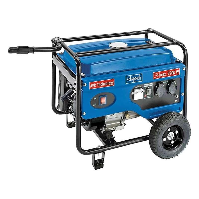 Générateur électrique 2700 W SHEPPACH SG3100