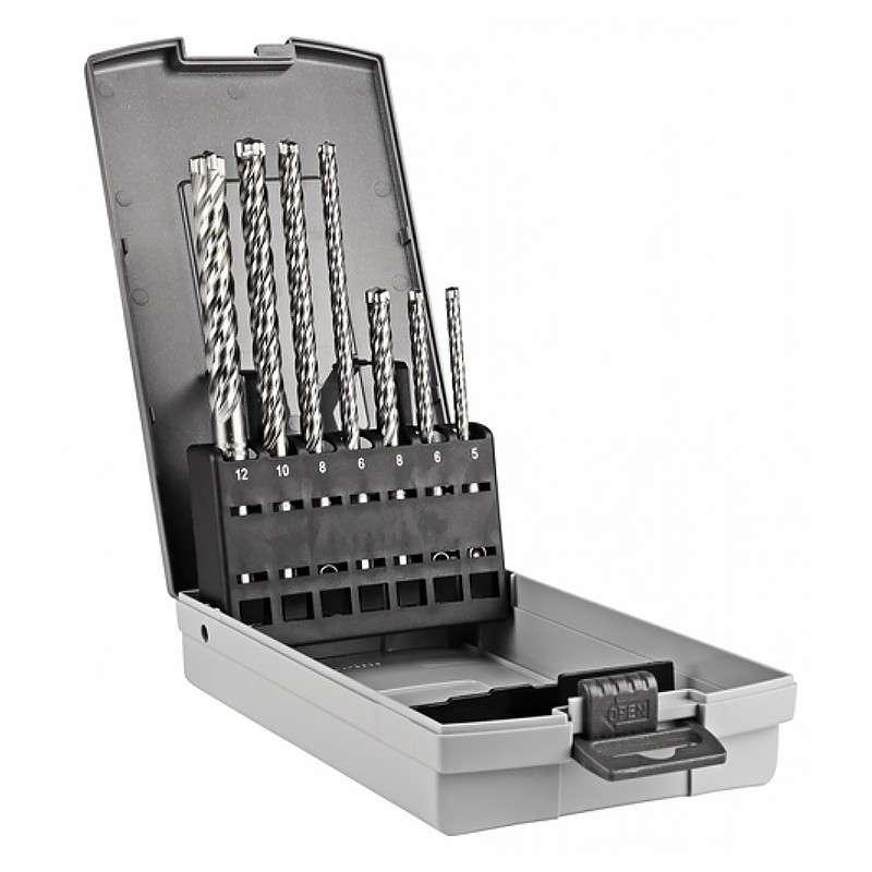 Kit de forets SDS-PLUS NEMESIS 7 pièces Makita B-12027