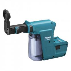 Système d'Extraction de Poussière MAKITA DX02 pour perforateur BHR243