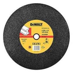 Disque à tronçonner DEWALT DT42800 -XJ 355mm