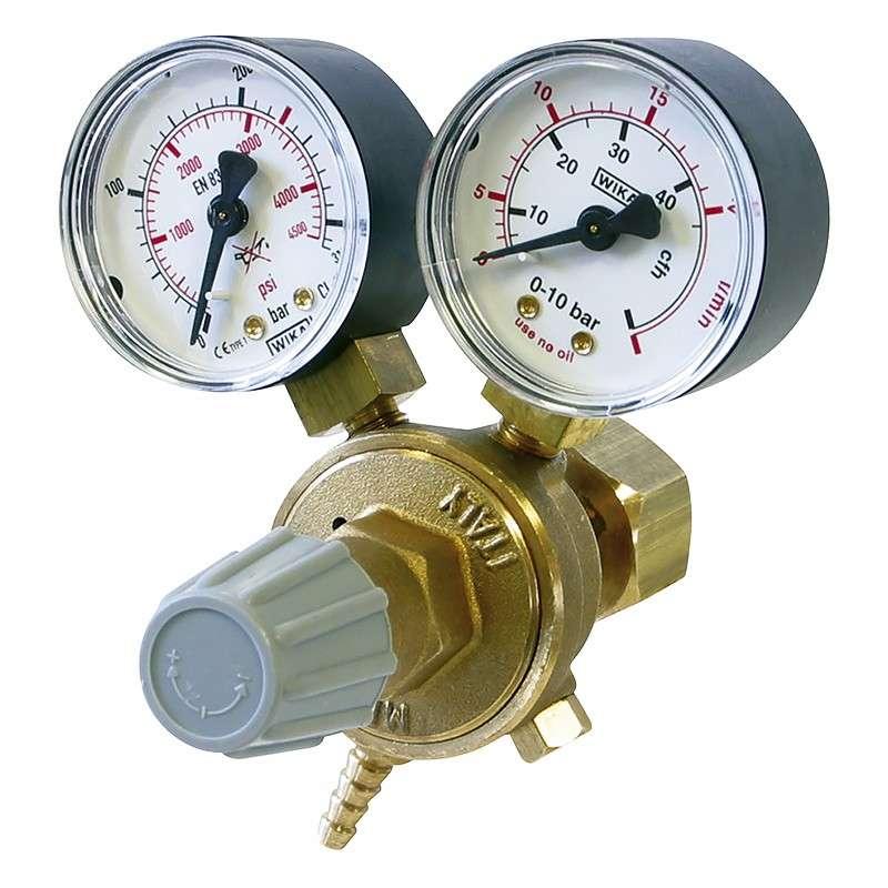 Manomètre Débitmètre 20 litres min GYS 041998