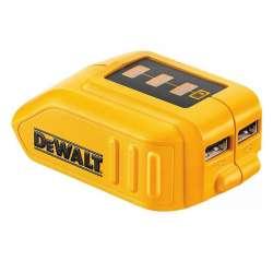Adaptateur batterie/chargeur USB DCB090