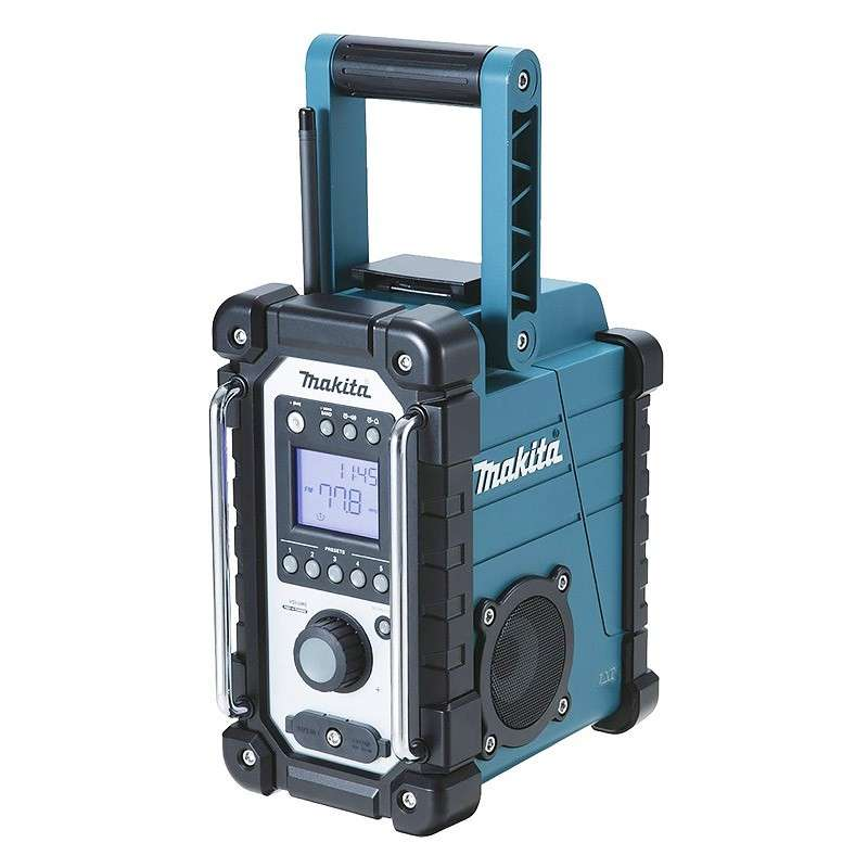 Radio de chantier MAKITA DMR107 7,2/10,8/14,4/18 V Li-Ion (Machine seule)