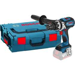 Perceuse visseuse BOSCH GSR 18VE-EC Professional 18V (Machine Nue) en coffret L-BOXX