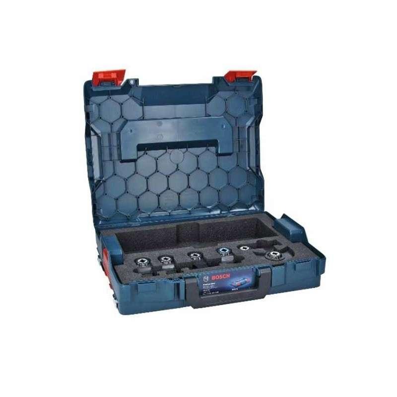 Coffret Bosch 45 lames STARLOCK bois et métal en L-Boxx 06159975V0
