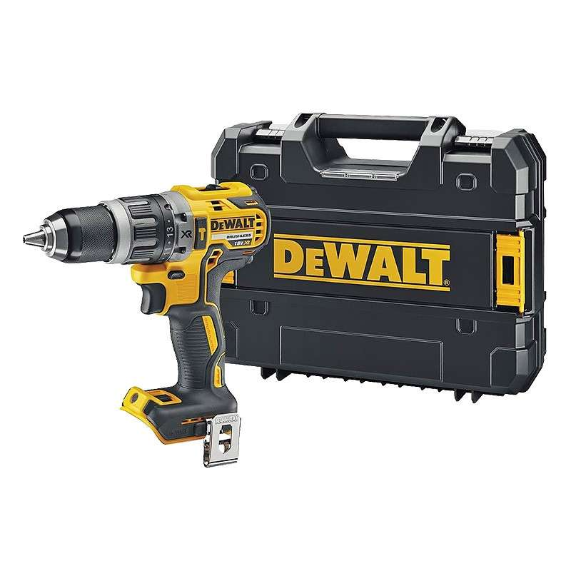 Perceuse visseuse à percussion DEWALT DCD796NT 18V XR Brushless