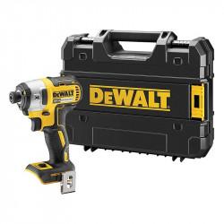 Visseuse à Chocs DEWALT DCF887NT 18 V XR Brushless en coffret TStak (machine nue)