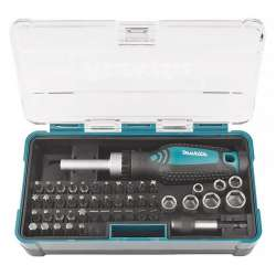 Coffret d'embouts 47 embouts MAKITA B-36170
