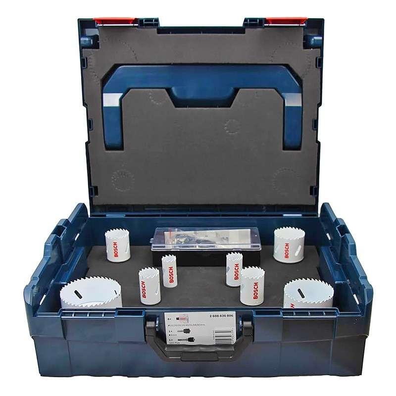 coffret scie tr pans bosch 2608836806 l boxx racetools. Black Bedroom Furniture Sets. Home Design Ideas