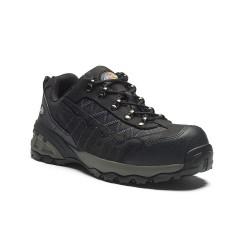 Chaussures de sécurité basses DICKIES GIRONDE - S3 SRC - noir
