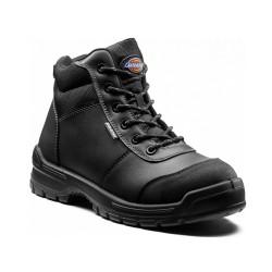 Chaussures de sécurité hautes DICKIES ANDOVER - S3 SRC - noir