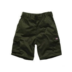 Short de travail Cargo DICKIES REDHAWK - 260 g/m² - olive