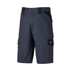 Short de travail DICKIES EVERYDAY - 240 g/m² - gris/noir