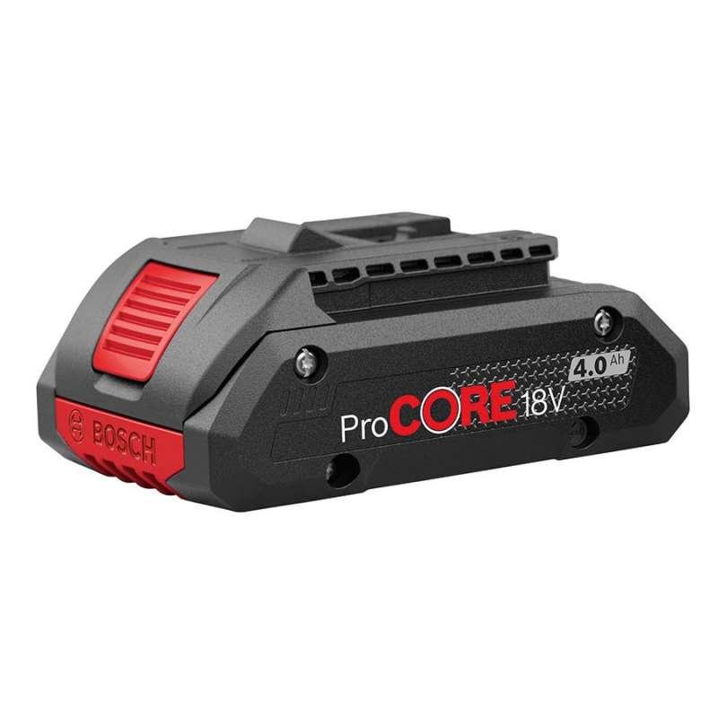 Batterie Bosch Compact ProCORE 18V 4,0 Ah