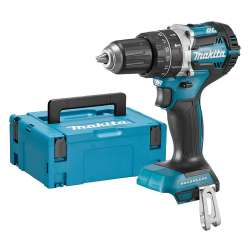 Perceuse visseuse à percussion MAKITA DHP484ZJ 18V Li-ion (Machine nue)