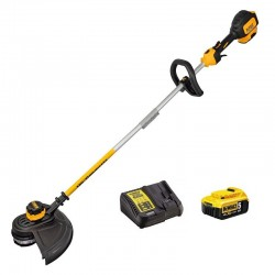 Coupe-bordures DEWALT DCM561P1 BRUSHLESS 18V XR Li-Ion (1x5Ah)