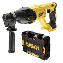 Perforateur SDS-Plus DEWALT DCH133NT 18V Li-ion (machine nue) + Coffret