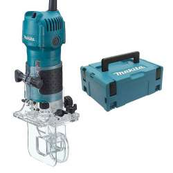 Affleureuse MAKITA 3710J 530W Ø 6mm