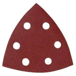 Feuilles triangulaires abrasives 94mm Grain 40
