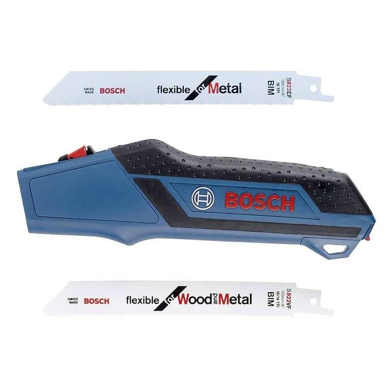 Poignée de scie BOSCH Professional 2608000495 pour lames de scies sabres