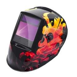 Masque LCD ZEUS 5-9/9-13 G FIRE GYS