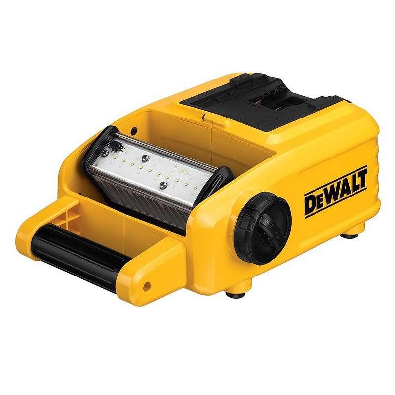 De Chantier Dewalt Dcl060 18v Xr Projecteur Ionmachine Seule Li 7bfgy6