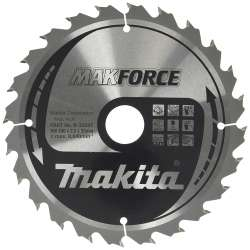 Lame de scie circulaire MAKITA B-32247 MAKFORCE 190 x 30 x 24 dents