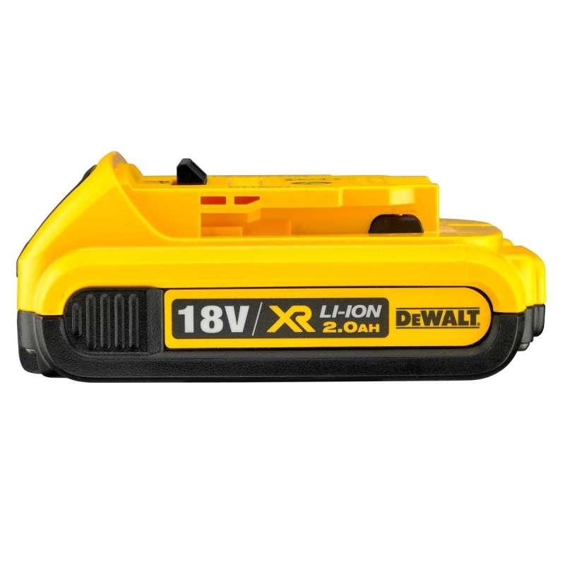 Batterie Dewalt DCB183 Li-Ion 18 V 2Ah