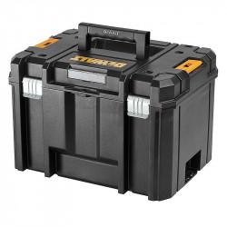 Coffret de Transport DEWALT T-Stak Box VI 23 litres (vide sans plateau)