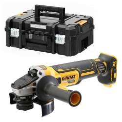 MEULEUSE XR 18V 125MM BRUSHLESS DEWALT DCG405NT