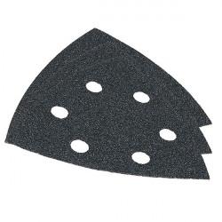 Assortiment Triangles Abrasifs MAKITA B-21733 pour Pierre / Verre