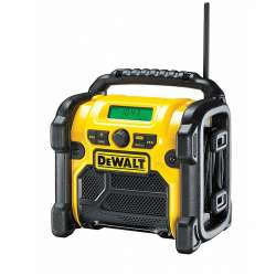 Radio de chantier DEWALT DCR019 XR Li-Ion FM/AM