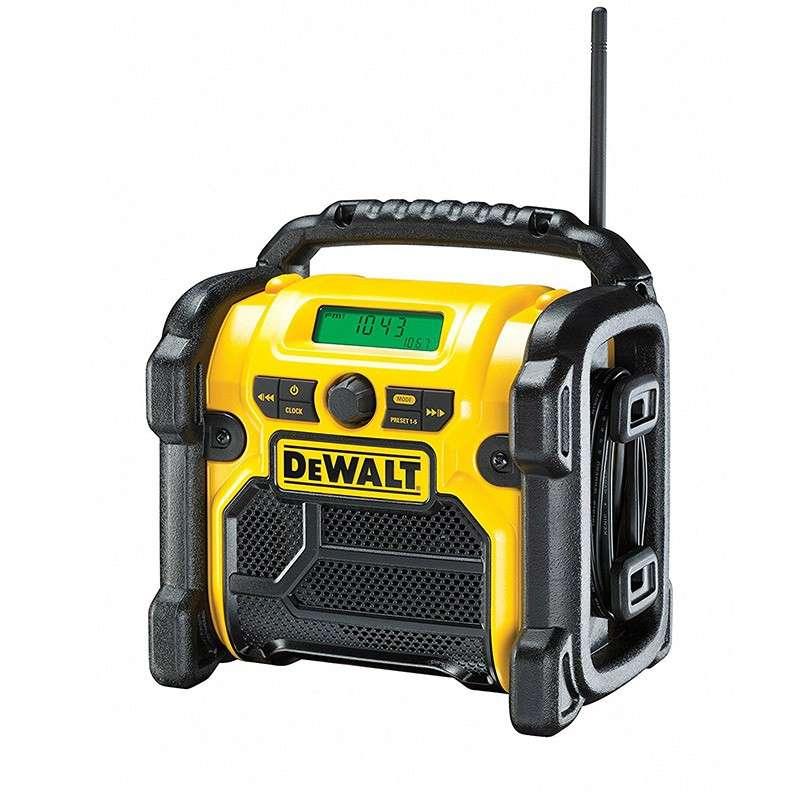 Radio de chantier DEWALT DCR019 XR Li-Ion FM/AM