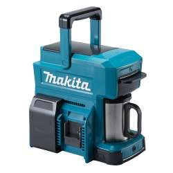 Machine à café MAKITA DCM501Z 18V ou 12V Li-Ion (Machine Nue)