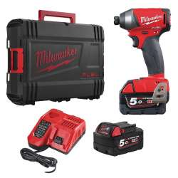 Visseue à chocs MILWAUKEE M18 FID 502-X 18V M18™ FUEL™ (2x5Ah)