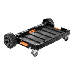 Plateforme à roulette pour système de rangement modulable NEO TOOLS 84-258