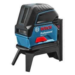 Laser combiné (points et lignes) BOSCH GCL 2-15 Professional