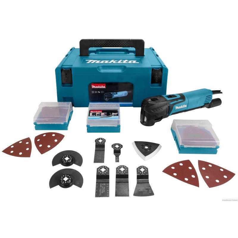 outils multifonctions oscillant makita tm3010cx3j racetools. Black Bedroom Furniture Sets. Home Design Ideas