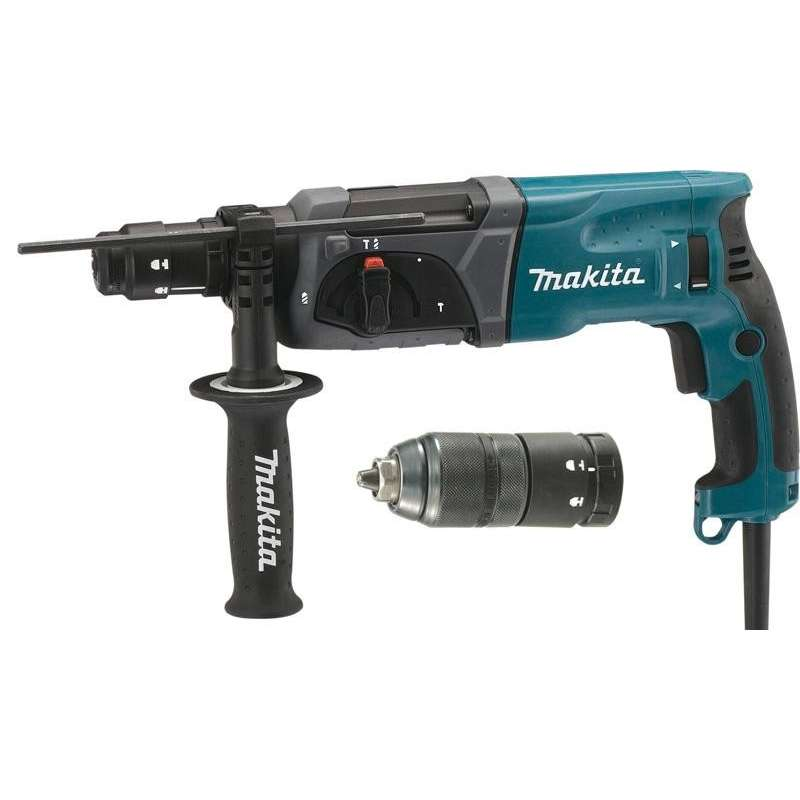 Perforateur Burineur SDS-Plus MAKITA HR2470FT 780 W 24 mm