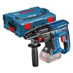 Perforateur BOSCH GBH 18V-20 Professional SDS-plus (Machine Seul) + L-Boxx