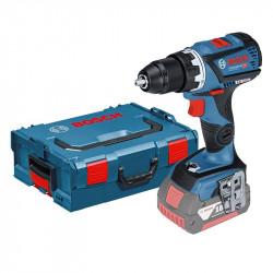 Perceuse-Visseuse sans fil BOSCH GSR 18V-60 C Professional (machine nue) + L-Boxx