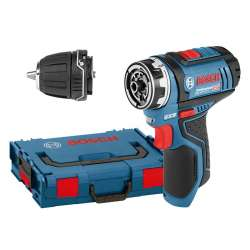 Perceuse-visseuse sans fil BOSCH GSR 12V-15 FC Professional (Machine Nue)